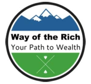 way of the rich logo